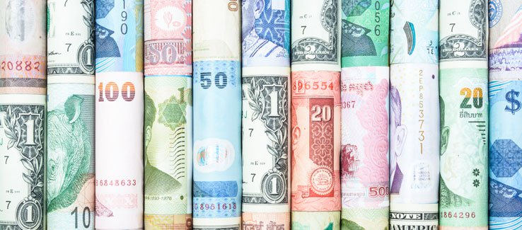 List of Countries and Capitals with Similar Currencies