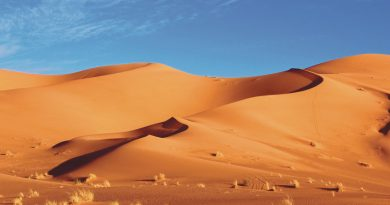 Deserts in the World