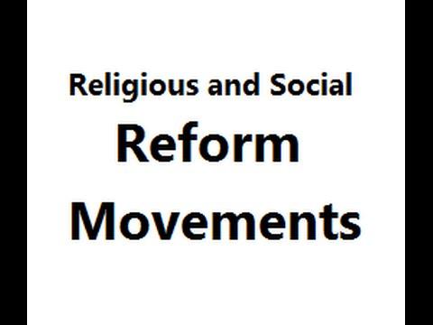 Socio Religious Reform Movements In India