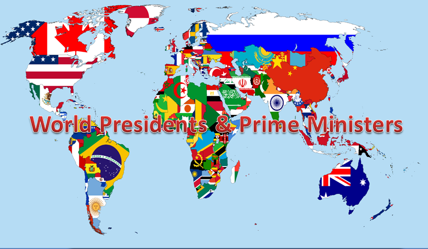 Current Affairs - List of World President & Prime Ministers Download PDF