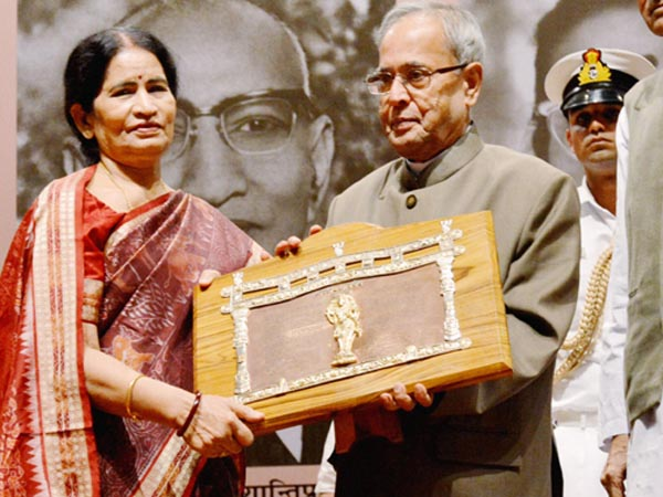 List of Jnanpith Award Winners(1965–2016)