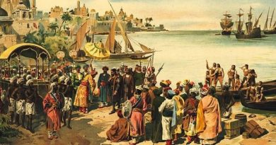Envoys/Foreign Travelers in Indian History