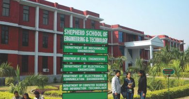 Shepherd School of Engineering & Technology (SSET)