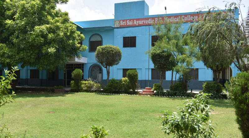 Sri Sai Ayurvedic Medical College & Hospital