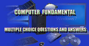 Computer Fundamentals – Objective Questions (MCQ) with Solutions & Explanations