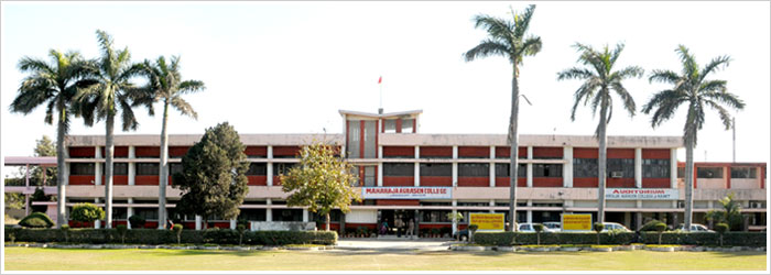Maharaja Agrasen College of Higher Education