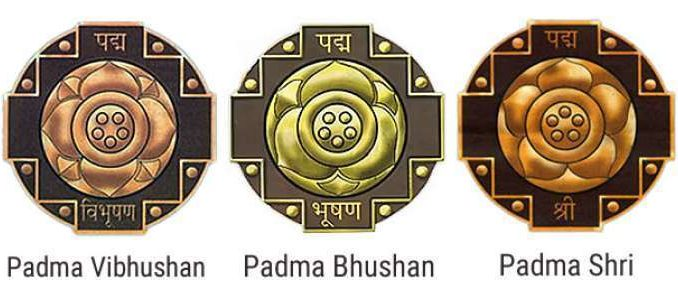 Padma Award Winners