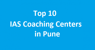 Top 10 UPSC/ IAS Coaching centers in Pune