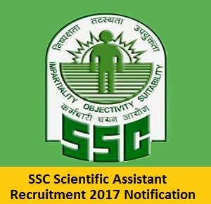 SSC IMD Scientific Assistant Results 2017: Declared @ Ssc.nic.in