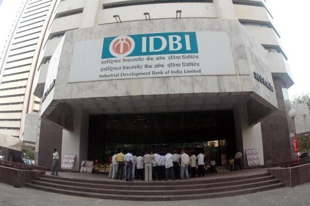 IDBI Bank Recruitment 2018