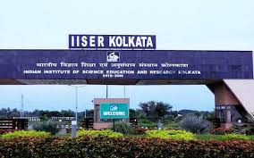 IISER Kolkata Recruitment 2018