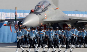 Indian Air Force Recruitment 2018