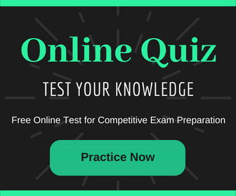 Online Test for Competitive exam
