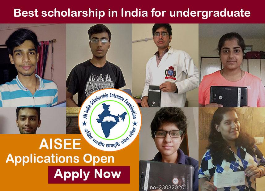 Scholarship Exam India