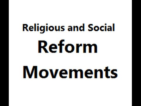 social and religious reform movements in india
