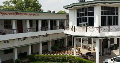 Sham-e-Gausia Minority Ayurved Medical College & Hospital