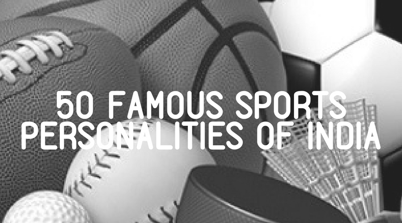 50 Famous Sport Personalities of India  Examin