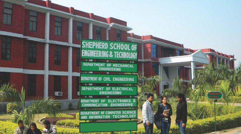Shepherd School of Engineering & Technology (SSET)