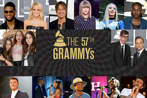 60th Annual Grammy Awards 2018 Winners Complete List