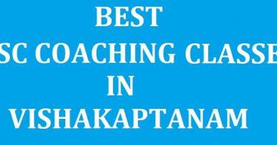 Top SSC Coaching Classes in Vishakapatnam