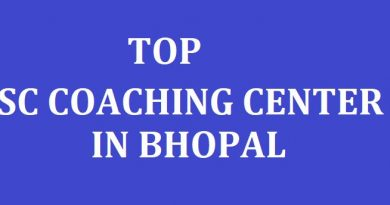 Best SSC Coaching Centers In Bhopal
