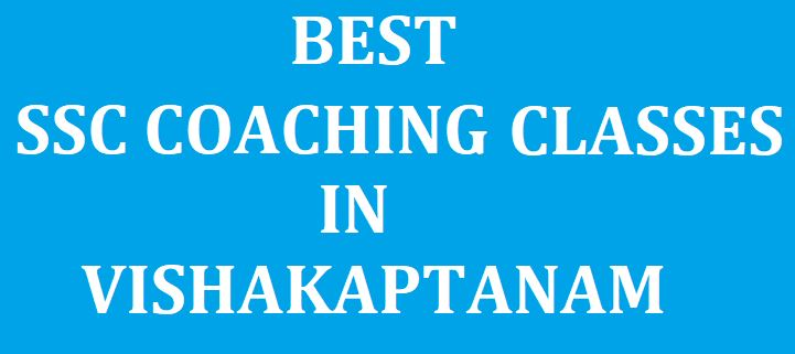 Top SSC Coaching Classes in Vishakapatnam
