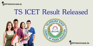TS ICET Result 2018 , Download Telangana ICET 2018 Results Here