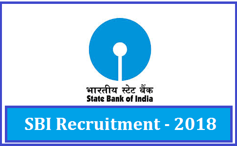 SBI Clerk 2018 Recruitment Notification Out