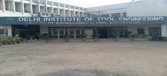 Delhi Institute of Tool Engineering
