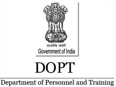 Department of Personnel & Training