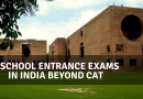 B-School Entrance Exams in India beyond CAT