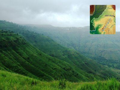 Aravalli Hills - Mountain Ranges in India
