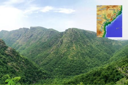 Eastern Ghats - Mountain Ranges in India