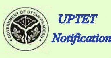 UPTET 2019 Exam