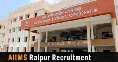 AIIMS-raipur-recruitment-2019