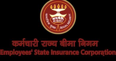 ESIC Recuitment Bangalore 2019