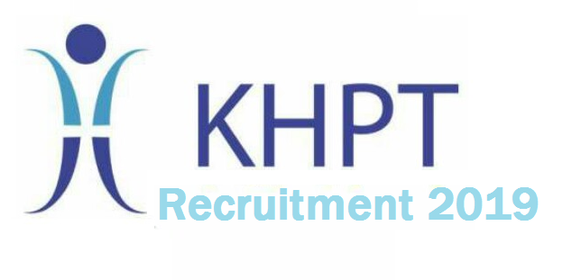KHPT Recruitment 2019