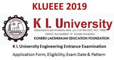 KLUEEE 2019