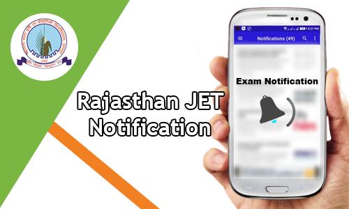 Rajasthan JET 2019