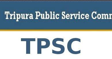 TPSC Exam Paper | Tripura-Public-Service-Commission-Jobs