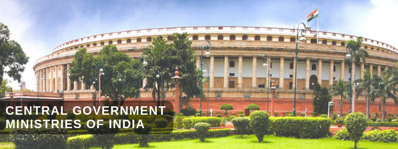 Central Government Ministries in India