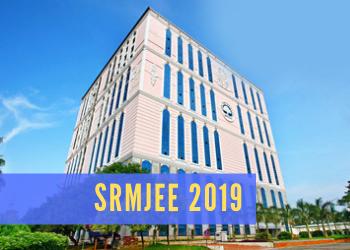 SRMJEEE 2019