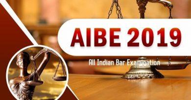 AIBE XI 2019