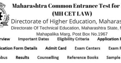 MH CET LAW 2019