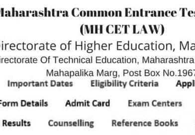 MH CET LAW 2019