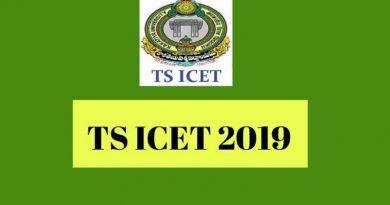 TS ICET 2019
