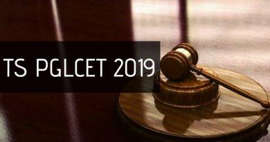 TS PGLCET 2019