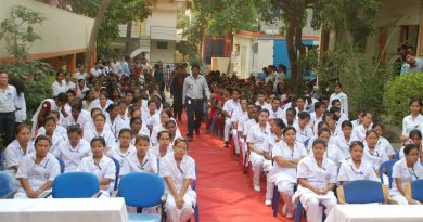 A V K College Of Nursing