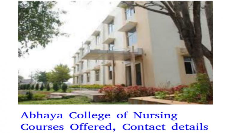 Abhaya College of Nursing