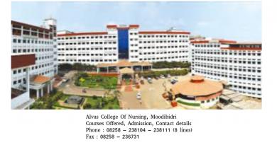 Alvas College Of Nursing Sciences